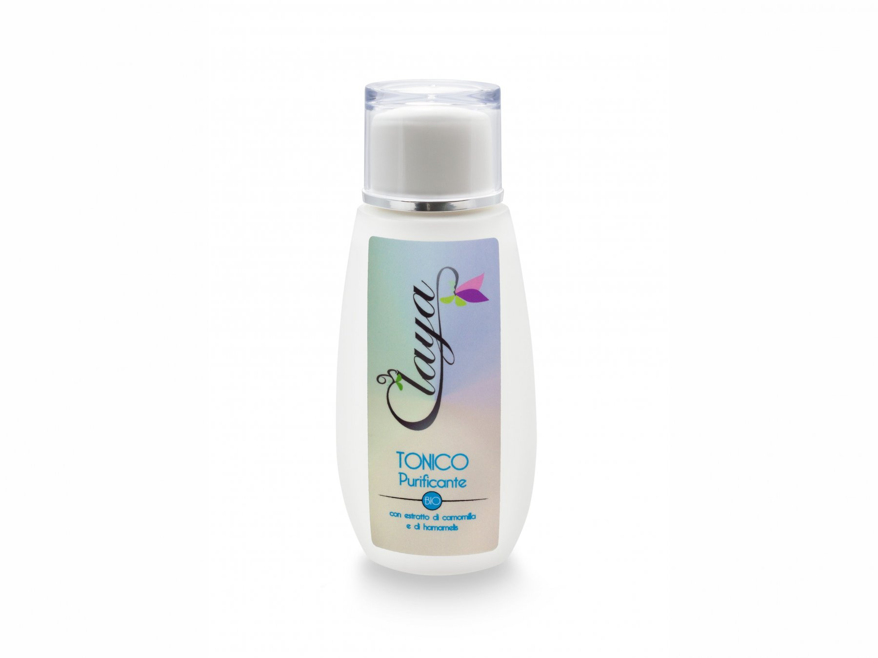 Claya cosmetici tonico purificante