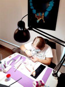 Nail artist 2020