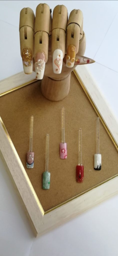Onicotecnico nail artist