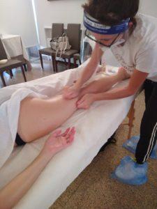Corso di massaggiatore 2019 Accademia Venusia
