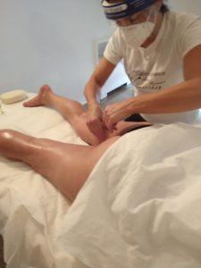 Corso massaggiatore Accademia Venusia