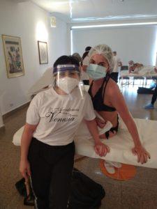 Corso massaggio 2019 Accademia Venusia