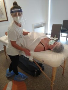 Corso per massaggio 2019 Accademia Venusia