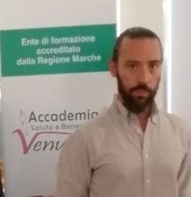 Massimo Azzurro staff Accademia Venusia